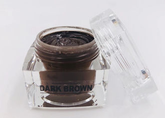 China 30G Dark Brown permanent make up tattoo ink tattoo pigment 3D Eyebrow Micropigment supplier