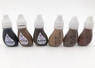 China Biotouch Pure  Eternal Tattoo Micro Pigment Emulsion For Eyebrow Eyeliner supplier