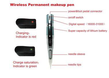 Porcellana Lip personalizzato senza fili elettrici trucco permanente penna fornitore