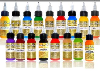 China 1oz Intenze Colorful Classic Eternal Tattoo Ink for Tattooing Body supplier