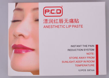 China Safety Tattoo Numbing Anesthetic Cream PCD Anesthetic Lip Paste supplier