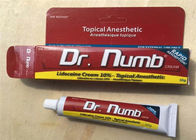 China 10% Lidocaine 30G Dr Numb Tattoo Anesthetic Cream Numbing Cream For Body Tattoo factory