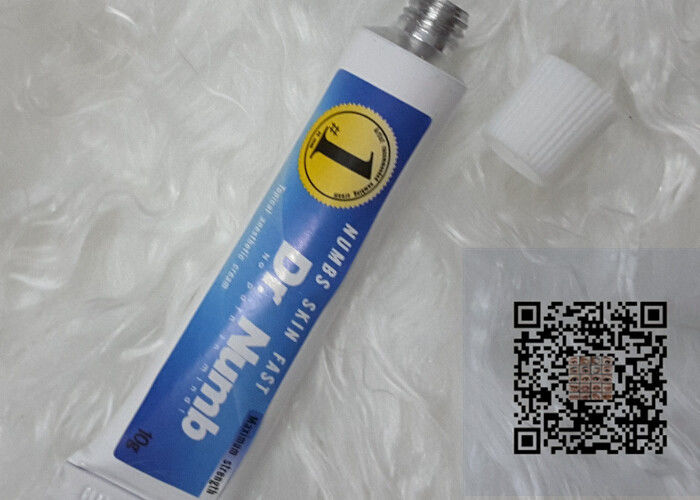 Lidocaine dr numb tattoo anesthetic cream eyebrow for Does numbing cream work for tattoos