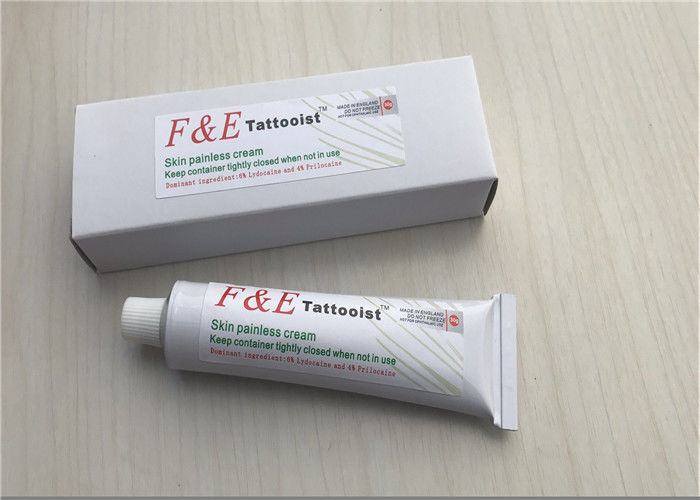 30g fe tattooist anesthetic cream for tattoos topical for Does numbing cream work for tattoos