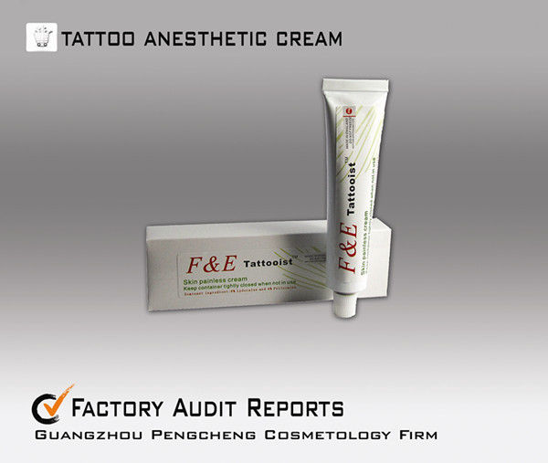 30g tube tattoo numb cream local anesthetic for body tattoo for Lidocaine for tattoos