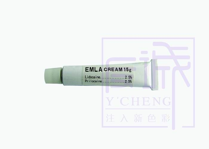 Oem emla topical painless topical anesthetic cream for tattoos for Lidocaine for tattoos