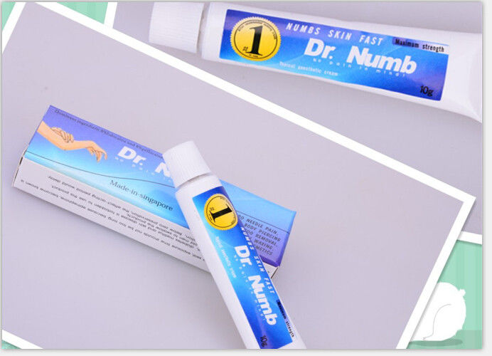 Topical anesthetic tattoo numb cream skin numbing cream for Does numbing cream work for tattoos