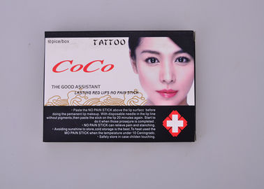 Topical Numbing Cream / Topical Anesthetic Cream For Permanent Makeup Tattoo