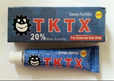 TKTX 20% Tattoo Numb Cream Piercing Makeup Permanent Eyebrow Embroidered