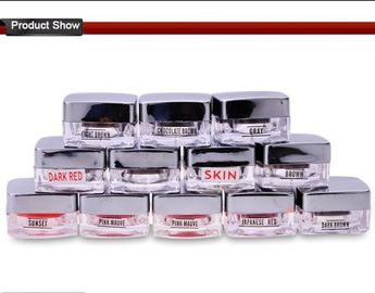 Fresh Pure Micro Pigment For Eyebrow / Eyeline / Lip With Exquisite Luster