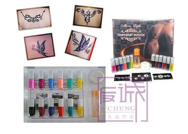 Temporary Tattoo Kits