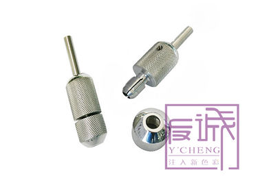 OEM Stainless Steel Tattoo Grips and Tubes with Back Stem