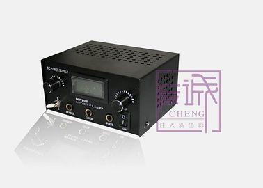 Custom 110v 220v LCD Critical Tattoo Machine Power Supply
