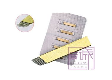 Custom Premade Sterile Manual Tattoo Pen Permanent Makeup Needles Liner