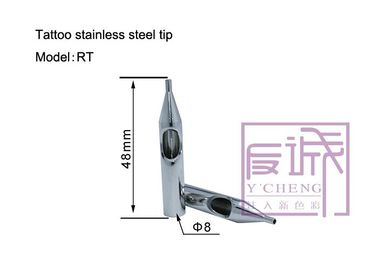 316L Stainless Steel 3DT, 5DT, 8DT, 11DT, 14DT Tattoo Machine Needles Tips
